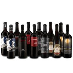 Italienisches Rotwein-Topseller-Probierpaket