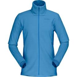 Norrona - Falketind Warm1 Jacket W's Campanula - Fleece - Größe: S