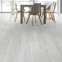 Gerflor Vinylboden - Senso Premium Easy Hella White - Selbstliegender Vinylboden mit geprägter Oberfläche