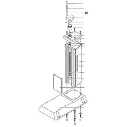 PROXXON 27110-40 Kunststoffhülse für Micro-Fräse MF 70