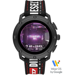 DIESEL ON AXIAL, DZT2022 Smartwatch (Wear OS by Google)