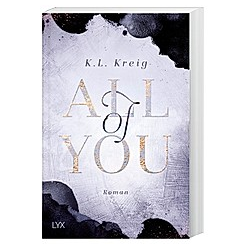 All of You / Finding Me Duet Bd.2. K. L. Kreig  - Buch