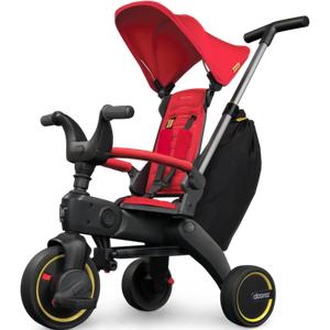Doona Liki Trike S3 Faltbares Kinder-Dreirad Flame Red
