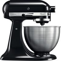 KitchenAid Classic 5K45SS onyx schwarz