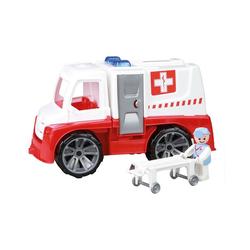 Lena® Outdoor-Spielzeug TRUXX Krankenwagen mit Zubehör