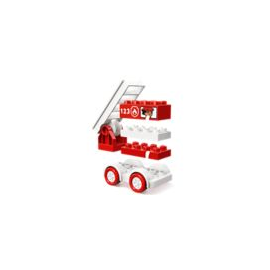 Lego Duplo Fire Truck 10917