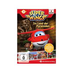 Super Wings - 3: Im Land der Pyramiden DVD