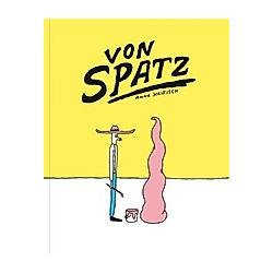 Von Spatz. Anna Haifisch  - Buch