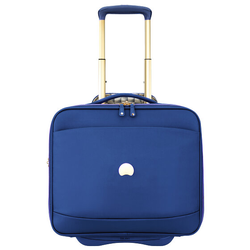 Delsey Montrouge 2-Rollen Businesstrolley 40 cm Laptopfach blau