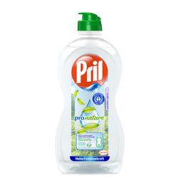 Pril Handspülmittel Pro Nature Sensitive, Sanft zur Haut und Umwelt, 500 ml - Flasche