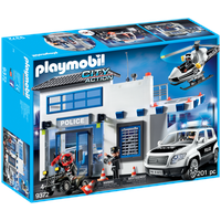 Playmobil City Action Polizeistation (9372)
