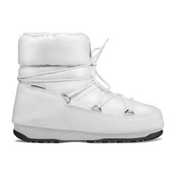 Moon Boots Low Nylon WP 2 - Moon Boots flach - Damen White 39 EUR