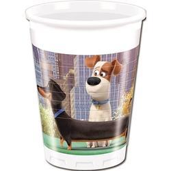 Övriga varumärken Pets Plastikbecher 8 Stk