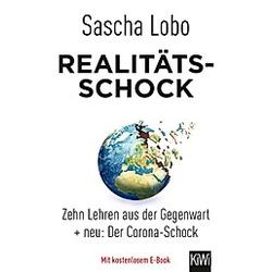 Realitätsschock, m.  Buch, m.  E-Book; .