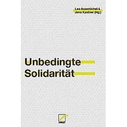 Unbedingte Solidarität