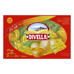 (4.38 EUR/kg) Divella Tagliatelle all'Uovo Paglia e Fieno  - 500 g