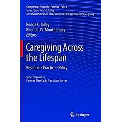 Caregiving Across the Lifespan - Buch