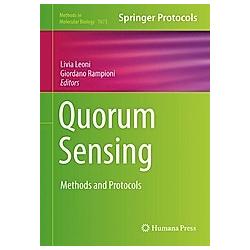 Quorum Sensing - Buch