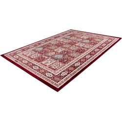 Teppich Isfahan 742, Obsession, rechteckig, Höhe 11 mm, Orient-Optik, Wohnzimmer rot 120 cm x 170 cm x 11 mm