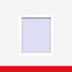 Festverglasung einflügeliges Fenster   Weiß FX