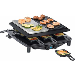 Steba Gourmet-Raclette RC 4 plus sw