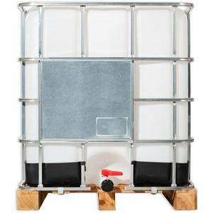 1000 Liter IBC- Behälter Wassertank Container GESPÜLT Regentonne Regenwassertank