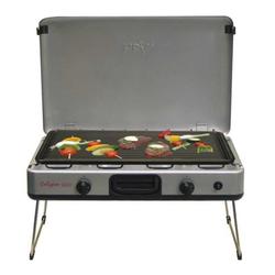 Zweiflamm-Kocher mit Grill Calypso 5000