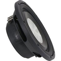 Ground Zero Subwoofer (Ground Zero GZTW 10F, 25cm Flach-Subwoofer)