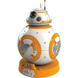 Joy Toy Radiowecker Projektionswecker BB-8
