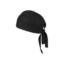 Karlowsky Alex Bandana, Kopftuch zum Binden , Farbe: schwarz