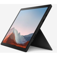 Microsoft Surface Pro 7+ 12.3 i5 8 GB RAM 256 GB Wi-Fi mattschwarz für Unternehmen