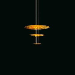 Macchina Della Luce Mod. E, gold