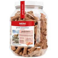 Mera pure sensitive goody snacks Lachs & Reis 600 g
