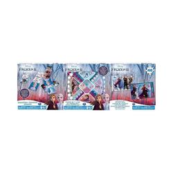 Spin Master Puzzle Frozen 2 - Puzzles 3 Pack Games Bundle, Puzzleteile