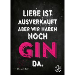 Gin Postkarte No.4