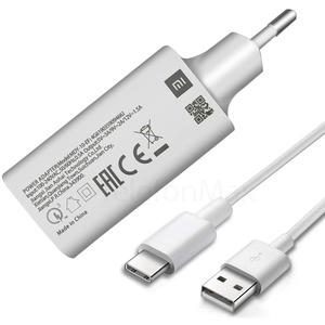 TELEFONMAX Ladegerät Netzteil MDY-10-EL USB C Ladekabel kompatibel für Xiaomi Mi 11/11 Ultra/11i/11 Pro/11X/ Mi 10T, Mi 10T 5G, Mi 10T Lite 5G,10T Pro 5G, Mi 9T/9/9SE Quick Charge27W 3A