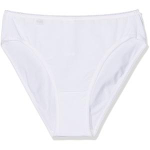 Sloggi Damen Slip 24/7 Cotton TAC3 3er Pack, Weiß (White 03), 44