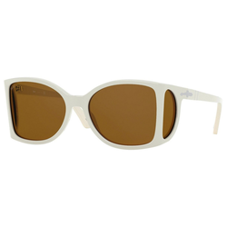 PERSOL Sonnenbrille PO0005 weiß