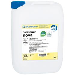 Dr. Weigert caraform® nova Handspülmittel, parfümfrei, Geschirrspülmittel entfernt zuverlässig Speisereste aller Art, 10 Liter - Kanister