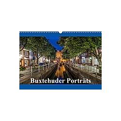 Buxtehuder Porträts (Wandkalender 2021 DIN A3 quer)