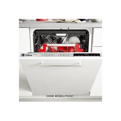 Hoover vollintegrierbarer Geschirrspüler, HDIN 4S613PS/E, 16 Maßgedecke, Aquastopp, WiF i Funktion, Automatische Türöffnung, Breite 60 cm, Geschirrschubladen & 1 Besteckschublade