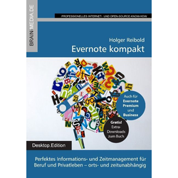Evernote kompakt als Buch von Holger Reibold