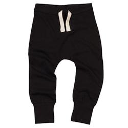 Baby Jogginghose | Babybugz black 12-18