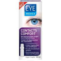 EYEMEDICA Contacts Comfort Augentropfen