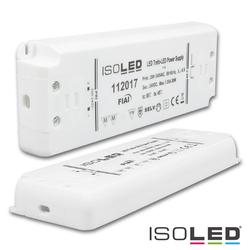 ISOLED LED Trafo 24V/DC, 0-30W, ultraflach, SELV ISO-112017