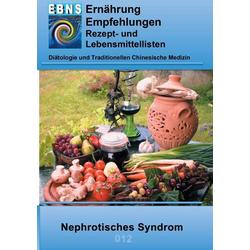 Ernährung bei Nephrotisches Syndrom (Niere-Eiweißverlust)