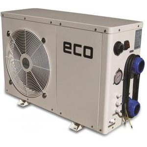 Comfortpool 7008312 Eco+ 3 Pool-Heizung Schwimmbad-Wärmepumpe Wärmetauscher für Pools bis 15m³ 3,7kW weiß