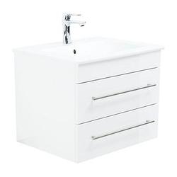 POSSEIK Waschtischunterschrank Venticello weiß