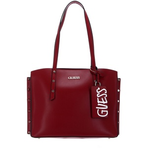 GUESS Tia Girlfriend Carryall Red