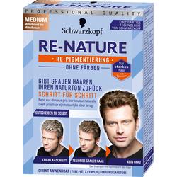 RE-NATURE Re-Pigmentierung Männer Medium 145 ml